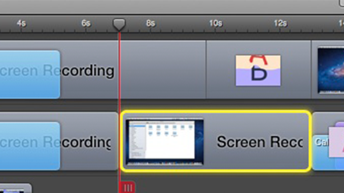 New Editing Shortcut for ScreenFlow