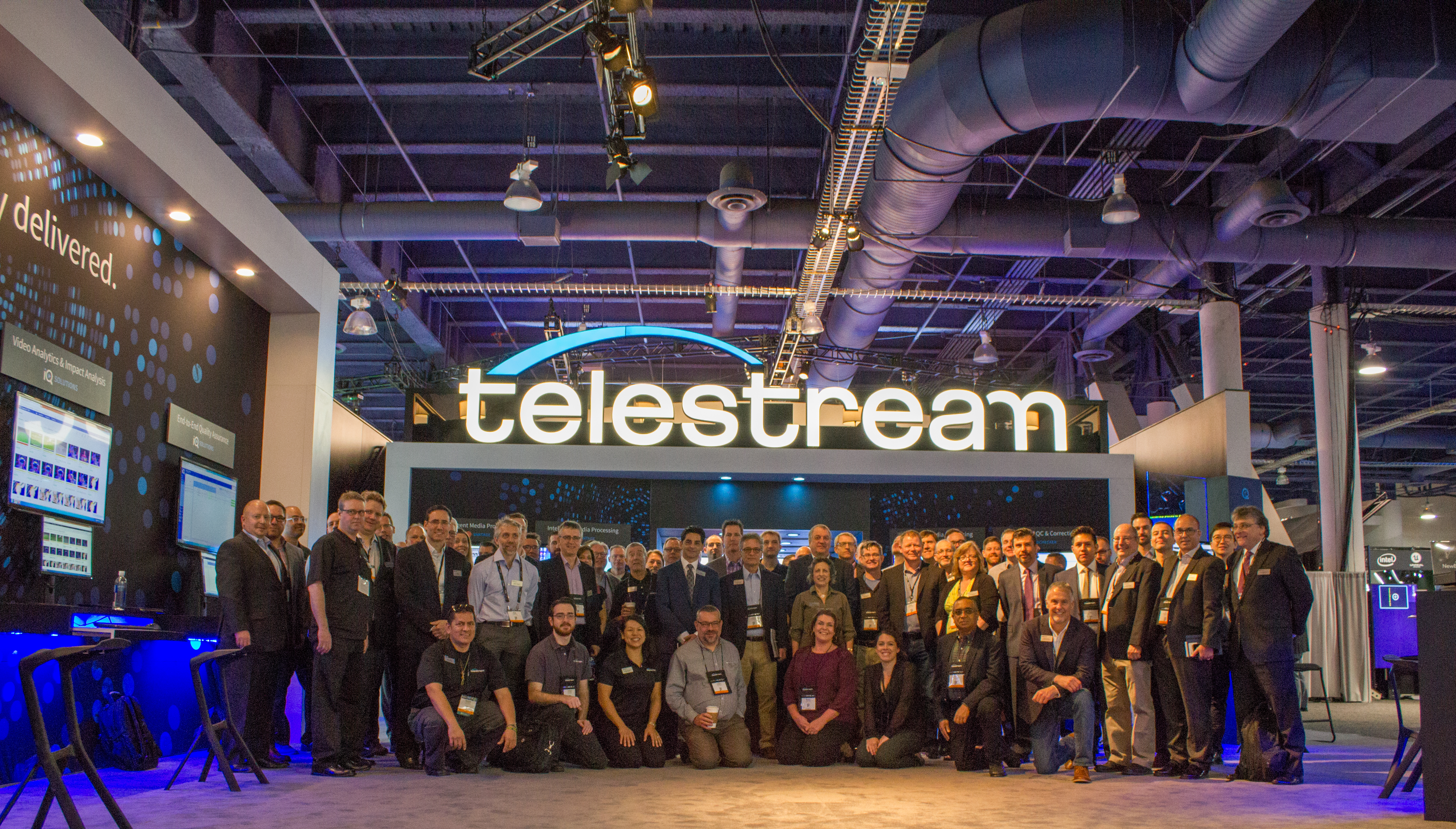 Telestream at NAB 2018
